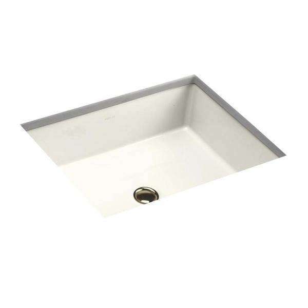 kohler k 2882 verticyl rectangle undermount bathroom sink - Kohler Undermount Bathroom Sinks