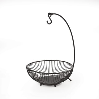 Mikasa Gourmet Basics 2 Tier Basket With Banana Hook
