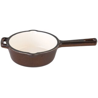 Neo Cast Iron Saute Pan 3.25-inch