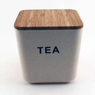 Cooknco Tea Storage Canister with Cover