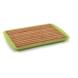 Cooknco Large Bread Board (green)