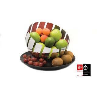 Zeno 2-piece Fruit Bowl Set
