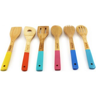 Cook N' Co 6-piece Bamboo Utensil Set