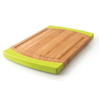 Studio Rounded Bamboo Chopping Board - Small