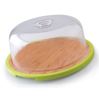 Studio Round Bamboo Dish with Cover