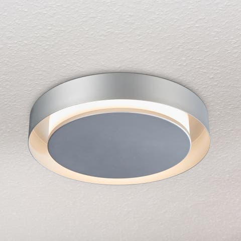 Carson Carrington Ytterskar 16-inch Integrated LED Circular Ceiling Fixture