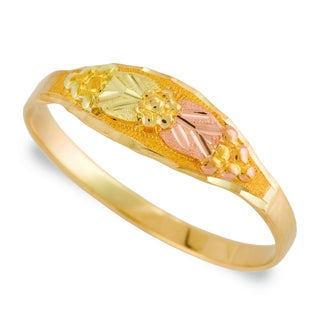 Black Hills Gold Ring (3 options available)