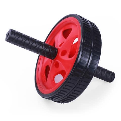 Adeco Ab Wheel - Fitness Roller Abdominal Exercise Equipment