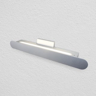 VONN Lighting VMW11100AL Scheddi 22-inch LED Aura Bathroom Satin Nickel Lighting Fixture