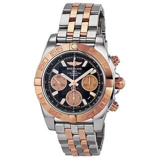 Breitling Men's CB0140120-BA53-TT Stainless Steel Watch