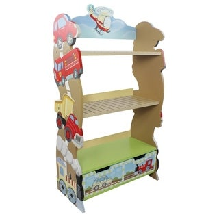 Teamson Ride Around Bookshelf