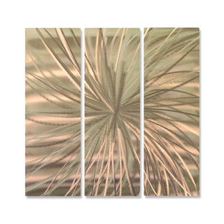 Ash Carl 'Pinwheel' Metal Wall Art Sculpture