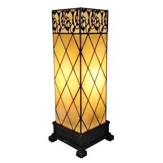 Amora Lighting Tiffany Style Elegance Table Lamp