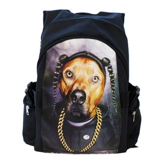 "Pets Rock ""Rap"" 18-inch Backpack"