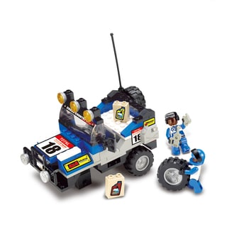 Sluban Interlocking Bricks Ultimate Off Road Car M38-B0131