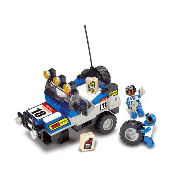 Sluban Interlocking Bricks Ultimate Off Road Car M38-B0131