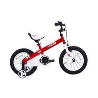 RoyalBaby Honey 14-inch Kids' Bike with Training Wheels