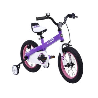 RoyalBaby Honey 16-inch Kids' Bike with Training Wheels (2 options available)