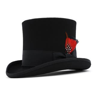Ferrecci Men's Premium Wool Classic Top Hats|https://ak1.ostkcdn.com/images/products/10695347/P17757111.jpg?impolicy=medium