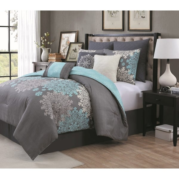 Avondale Manor Amber 9-piece Comforter Set