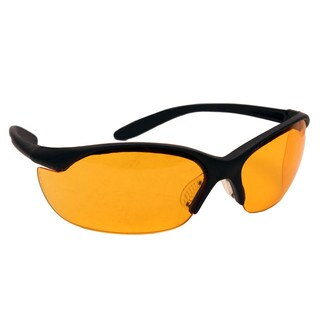 Howard Leight Vapor II Black Frame/Orange Lens/Anti-Fog