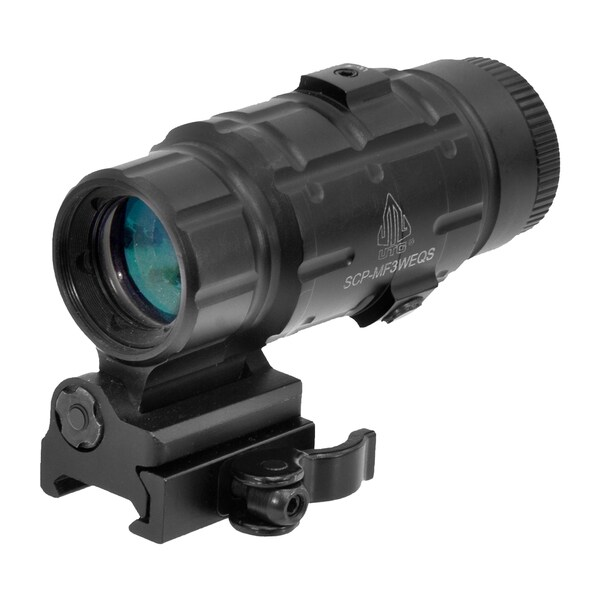 Leapers Inc. UTG 3X Flip-to-Side Magnifier