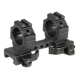 "Leapers Inc. UTG 1"" Med-Pro QD Ring Mount, 2 Top Slots"