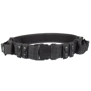 Leapers Inc. UTG Heavy Duty Elite Pistol Belt, Black|https://ak1.ostkcdn.com/images/products/10695441/P17757188.jpg?impolicy=medium