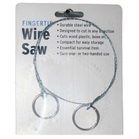 Fingertip Wire Saw (Set of 24)