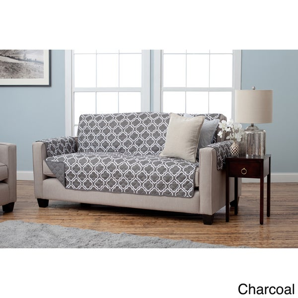 home fashion design. Good Home Fashion Designs Adalyn Collection Printed Reversible Sofa  Protector Free Shipping On Orders Over 45 Design Ideas