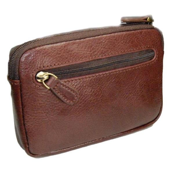Castello Italian Leather Utility Pouch
