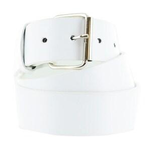 Faddism Unisex Color Leather Belt