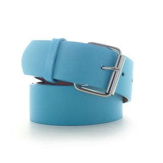 Faddism Unisex Color Leather Belt (5 options available)