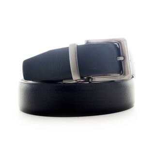 Faddism Men's Leather Reversible Belt|https://ak1.ostkcdn.com/images/products/10696044/P17757664.jpg?impolicy=medium