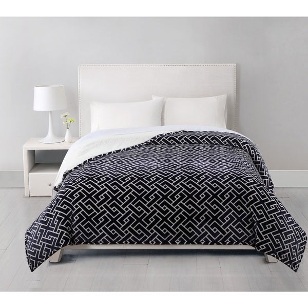 Chic Home Zodia 2-ply Queen Blanket