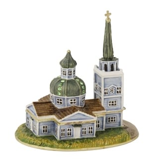 Sitka Church Trinket Box