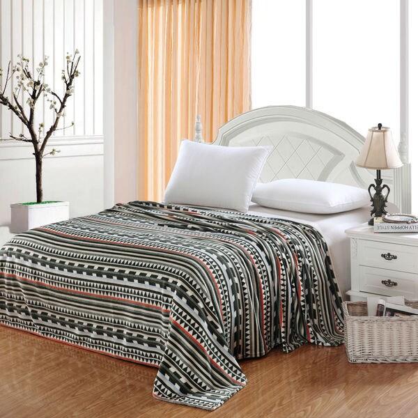 Aztec Print Camessa Blanket