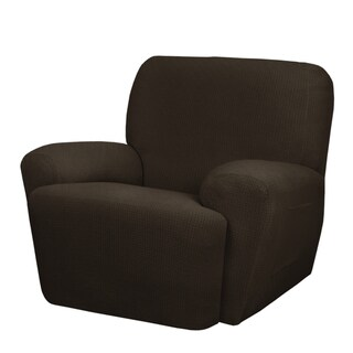Maytex Torie 4-piece Stretch Recliner Slipcover