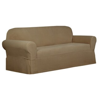 Maytex Torie 1-piece Stretch Sofa Slipcover