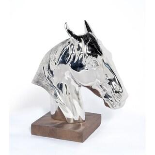 Equestrian Horse Statuette