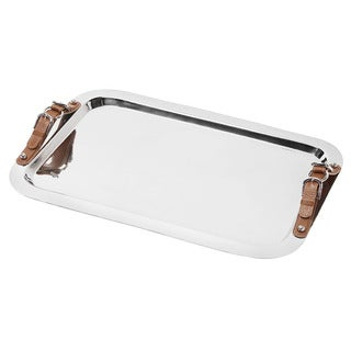Tabletop Equestrian Tray- Medium