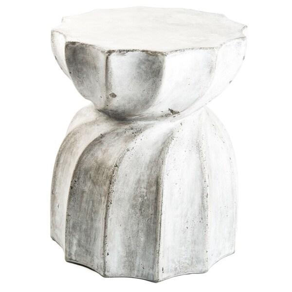 Handmade Eco-concrete Anemone Table (Vietnam)
