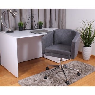 Shop Boss Metro Club Desk Chair Free Shipping Today
