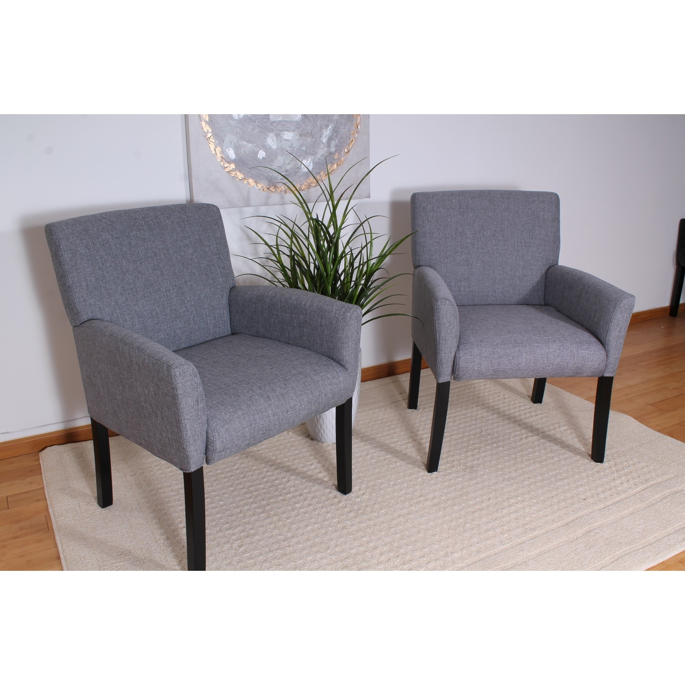 Boss Contemporary Guest Chair On