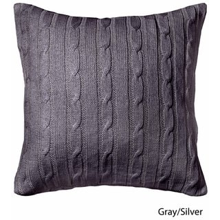 Rizzy Home Holiday Collection 20-inch Throw Pillows- Multiple Holiday Patterns available
