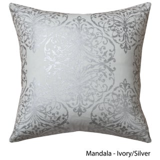 Rizzy Home Holiday Collection 20-inch Throw Pillows- Multiple Holiday Patterns available (More options available)