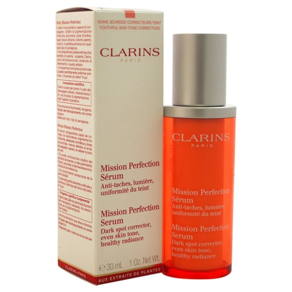 Mission Perfection Serum by Clarins #17