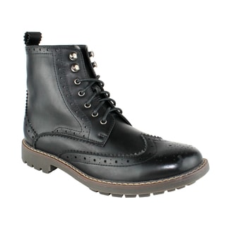 XRay Men's Grand Wingtip Ankle Boots