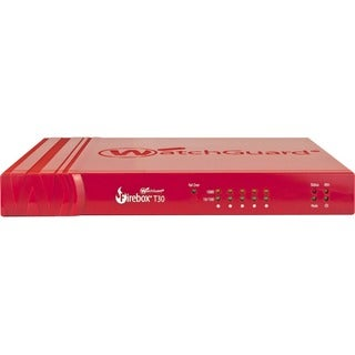 WatchGuard Firebox T30 with 3-yr Basic Security Suite (US)