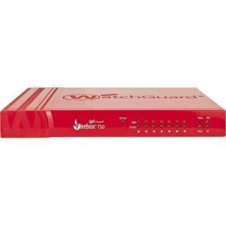 WatchGuard Firebox T50 with 1-yr Basic Security Suite (US)